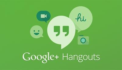 Google hangouts aplikacija