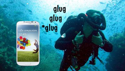 Galaxy S4 Active Rugged