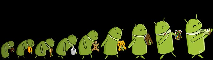 android_evolution