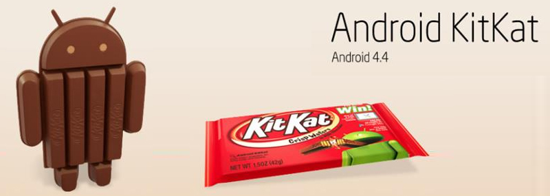 Android 4.4. kitkat droid.hr