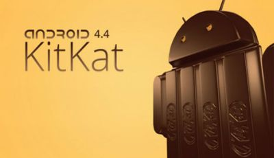 Android KitKat 4.4. droid