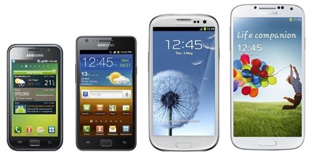 Galaxy mobiteli