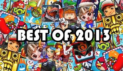 najbolje android igre 2013