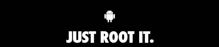 just root it