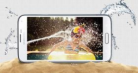 galaxy s5 water resistant