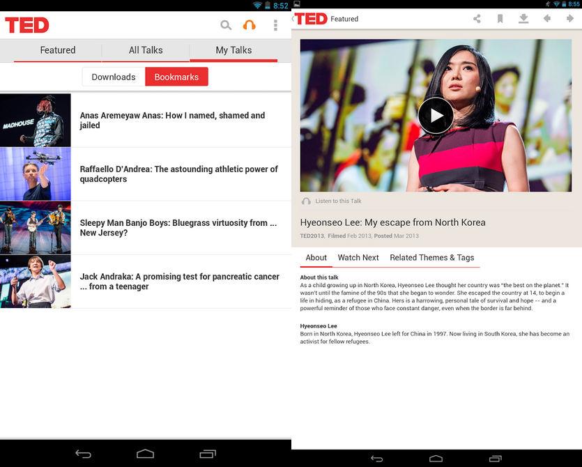 ted_10_54-TED - Android aplikacije na Google Playu