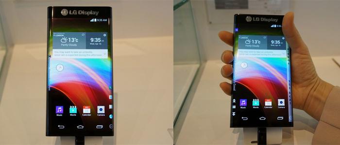 CES LG Dual display