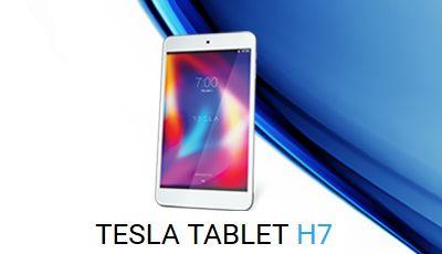 Tesla Tablet H7