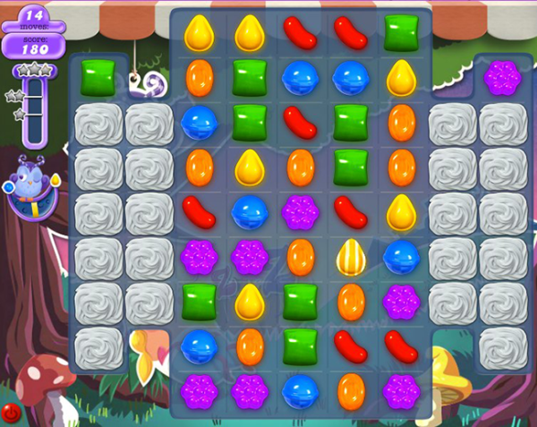 Candy Crush Dreamworld