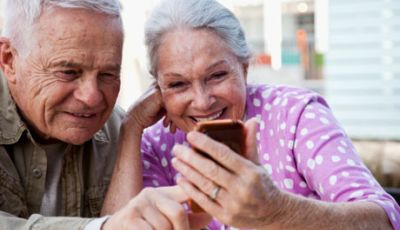 Mobiteli za starije ljude