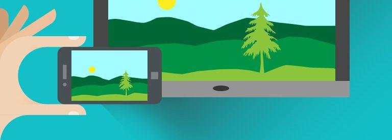 Kako spojiti Android mobitel na TV