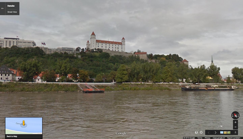 Pogled s Dunava