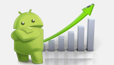 Popularity-of-Android-App-Development