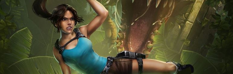 Lara Croft Relic Run recenzija