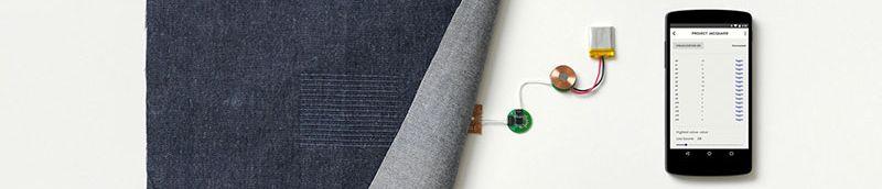 PRojekt jacquard za tekstil