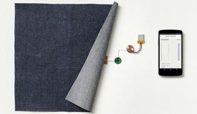 projekt jacquard za tekstil i tehnologiju