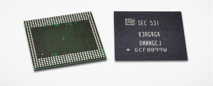 12Gb LPDDR4 RAM