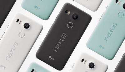 nexus 5x google