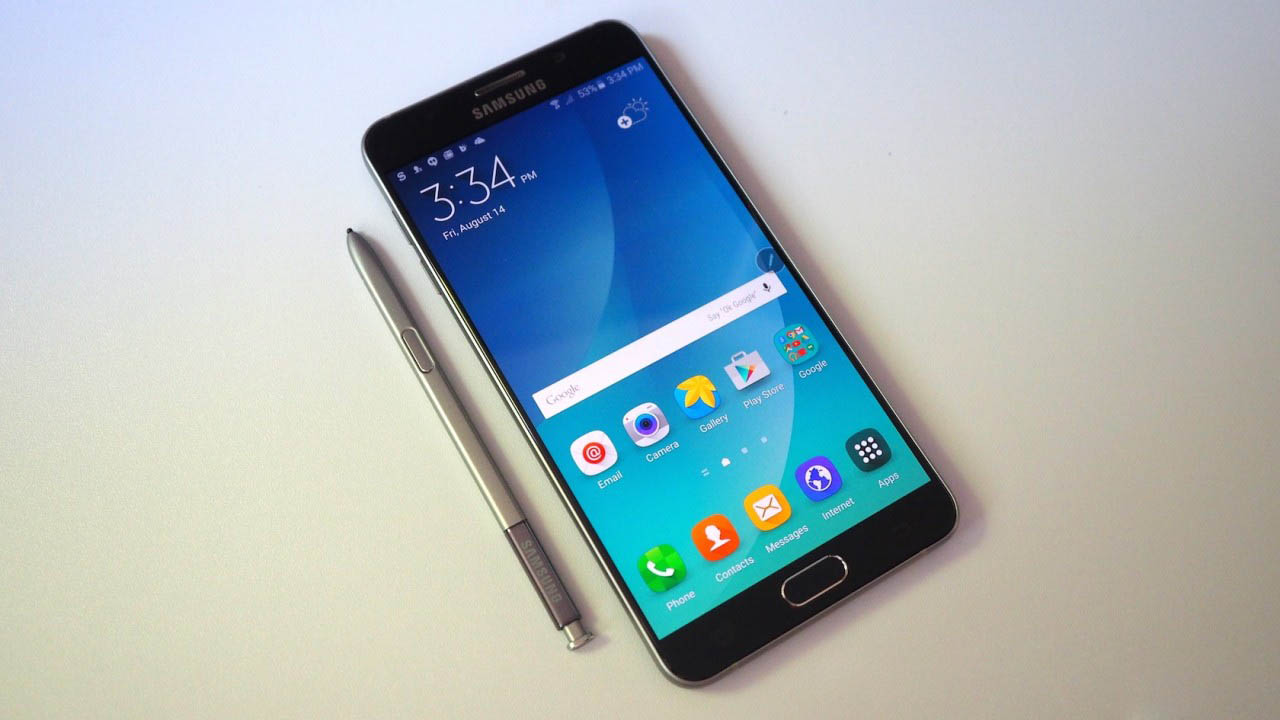 galaxy note 5 cijena