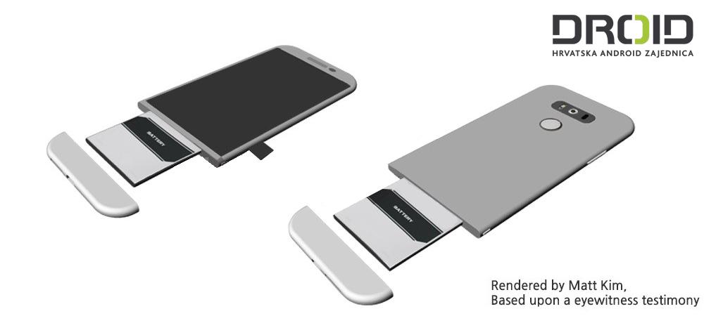 LG g5 modular phone modularni telefon