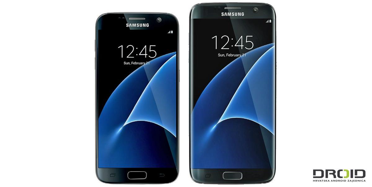 Novi Samsung Galaxy S7 i Galaxy S7 edge