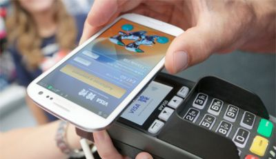 Samsung NFC baterija