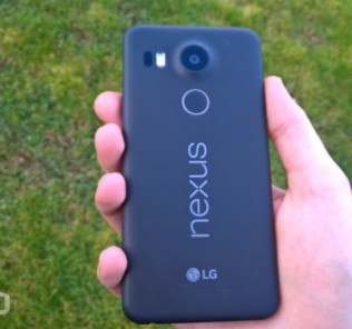 Nexus 5x recenzija