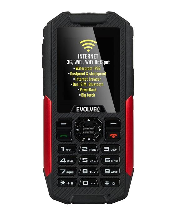 evolveo robusni mobiteli