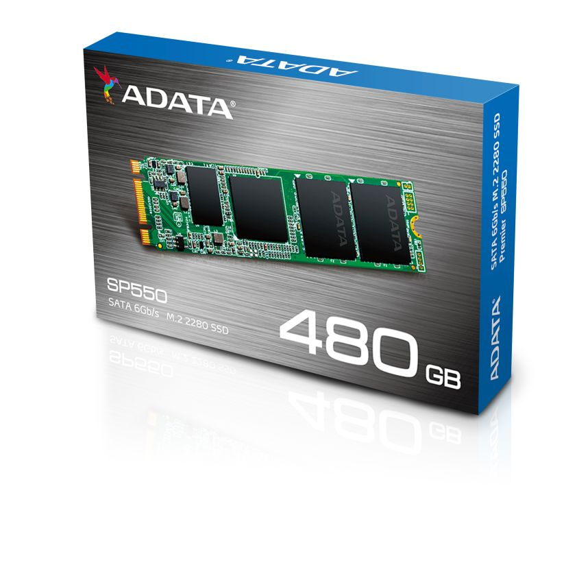 ADATA SP550 M.2 2280_Package