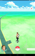 pokemon go screenshot 2