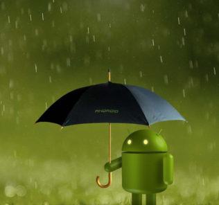 Najbolje Android aplikacije za vremensku prognozu