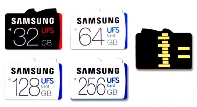 UFS memorijske kartice