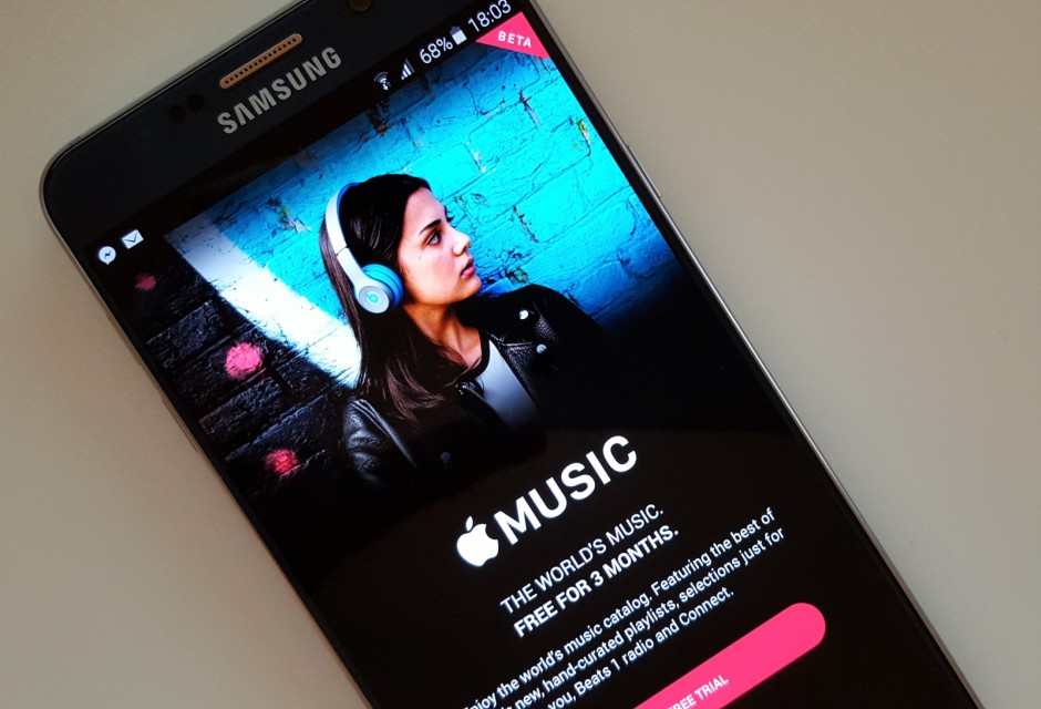 apple music za android