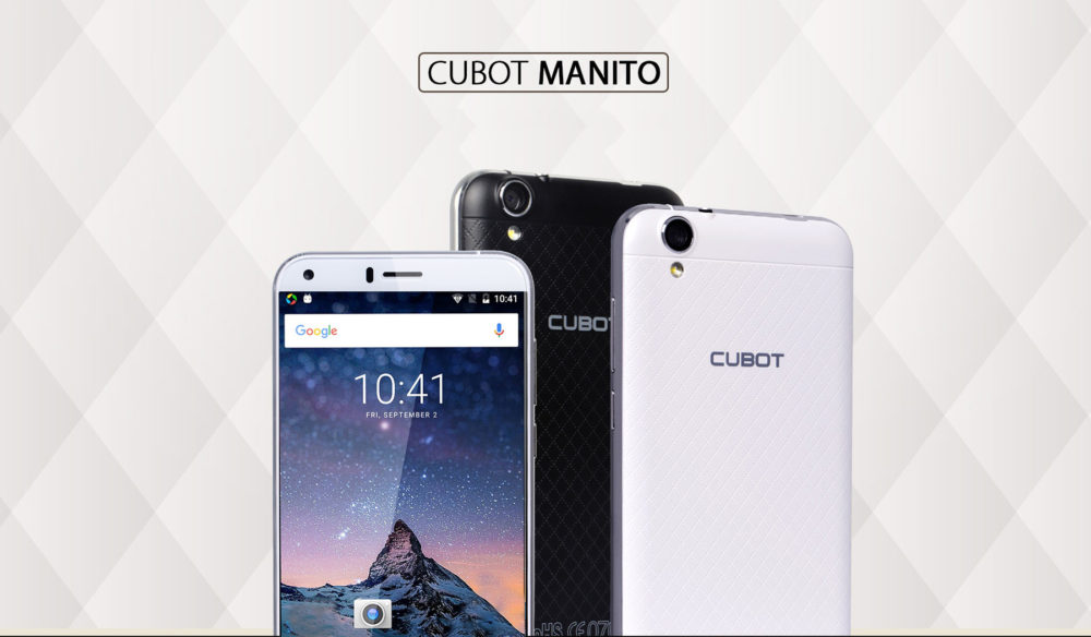 cubot manito droid