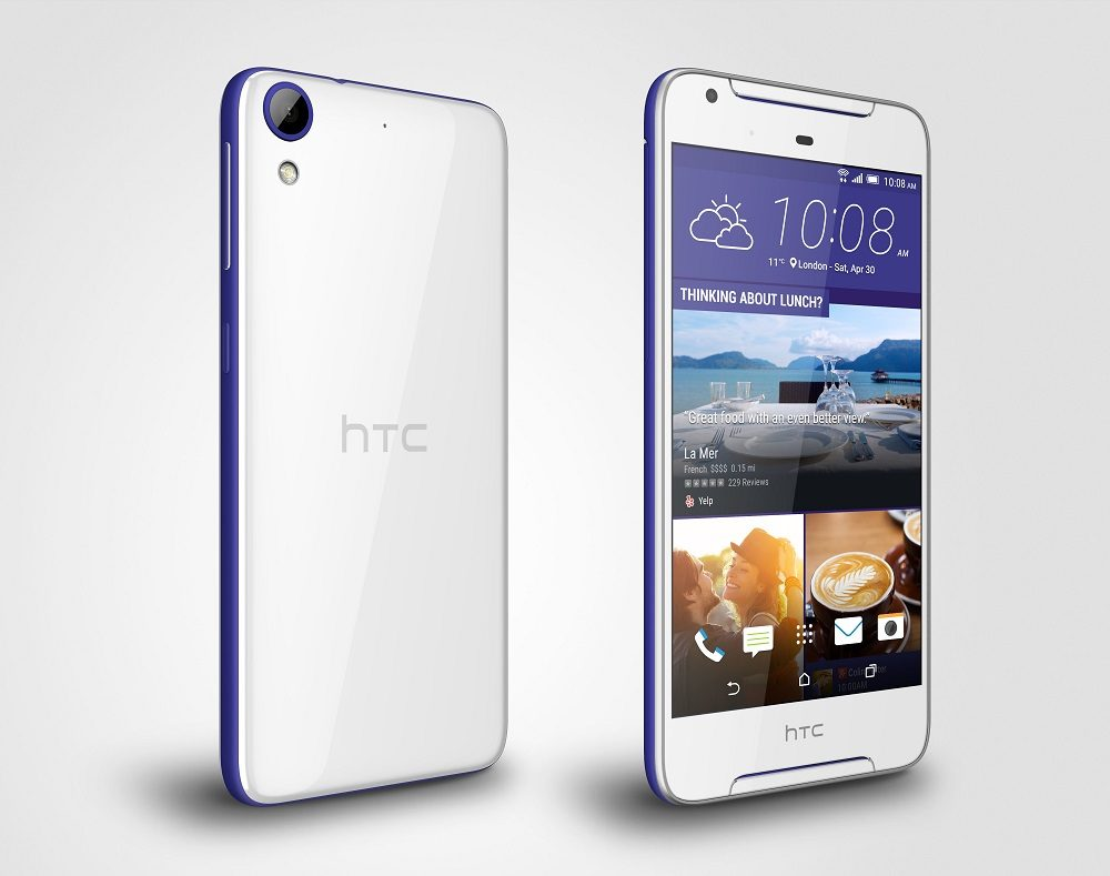 HTC desire 628 droid