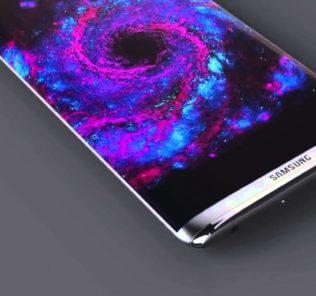 galaxy s8 koncept