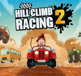 Hill climb racing 2 recenzija