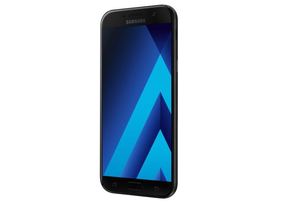 Galaxy A7_Black Sky